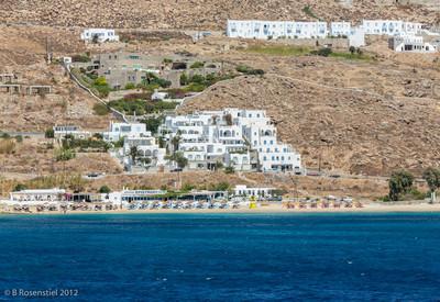 New Beach, Mykonos, Greece, 2012