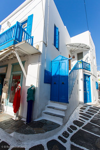 Mykonos, Greece, 2012