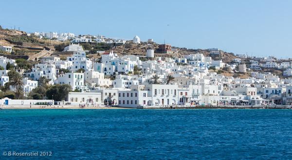 New Mykonos, Greece, 2012