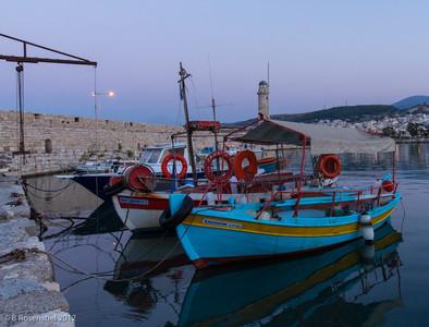 Venetian Harbour, Rethymnon, Crete, Greece, 2012