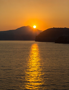 Santorini Sunrise, Greece, 2012
