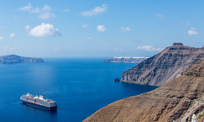 Santorini, Greece, 2012