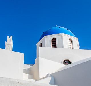 Oia, Santorini, Greece, 2012