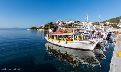 Charters, Skiathos, Greece, 2012