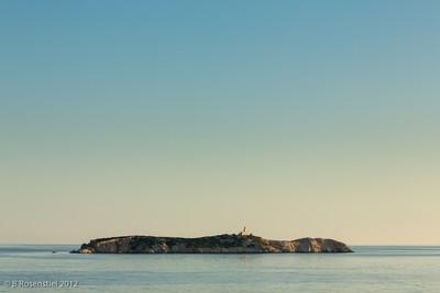 Lighthouse, Skiathos, Greece, 2012