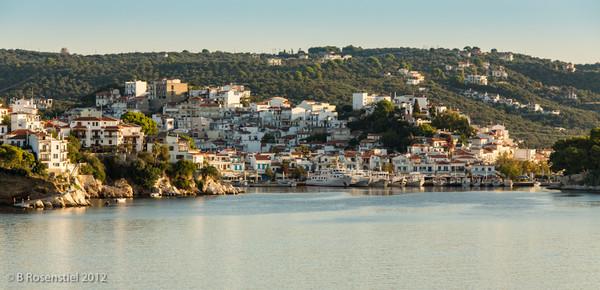 Skiathos Town, Skiathos, Greece, 2012