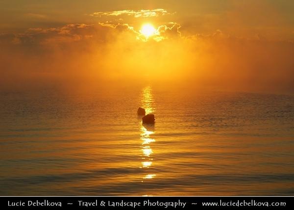 Greece - Peloponnese Peninsula - Early Morning in Nafplion - Ναύπλιο - Nafplio