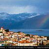 Southern Europe - Greece - Galaxidi - Galaxeidi - Coastal town & small harbor on north coast of Gulf of Corinth
