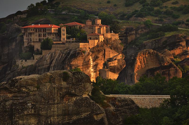 The Grand Monastery