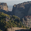 Exploring the monasteries of Meteora in Northern Greece.