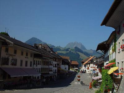 Gruyeres and Luzern