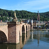 The Karl Theodor Bridge, commonly known as the Old Bridge (Alte Brücke), is a stone bridge in Heidelberg, crossing the Neckar River.