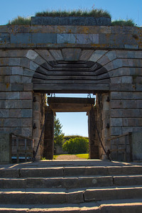 King's Gate at Suomenlinna