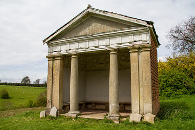 The Etruscan Temple