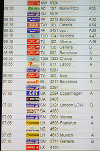 Flight TV402 from Brussels to Athens (July 4th, 2005)