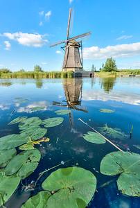 Kindedijk, The Netherlands (2016)