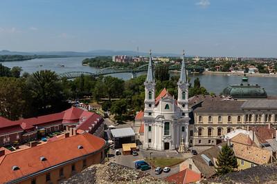 View of Slovakia