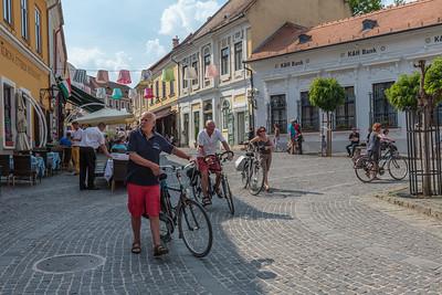 Szentendre, Hungary, 2017