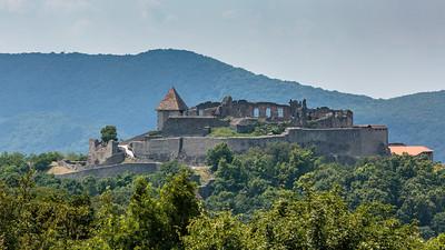 Visegrad Castle, Hungary, 2017