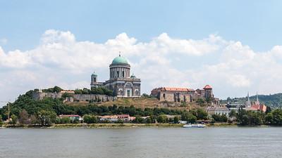 Esztergom Cathedral, Hungary, 2017