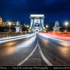 Europe - Hungary - Magyarország - Budapest - Capital City - UNE