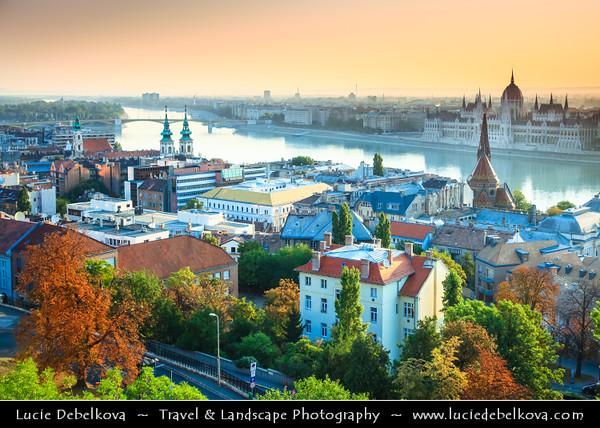 Hungary - Magyarország - Budapest - Capital City - UNESCO World