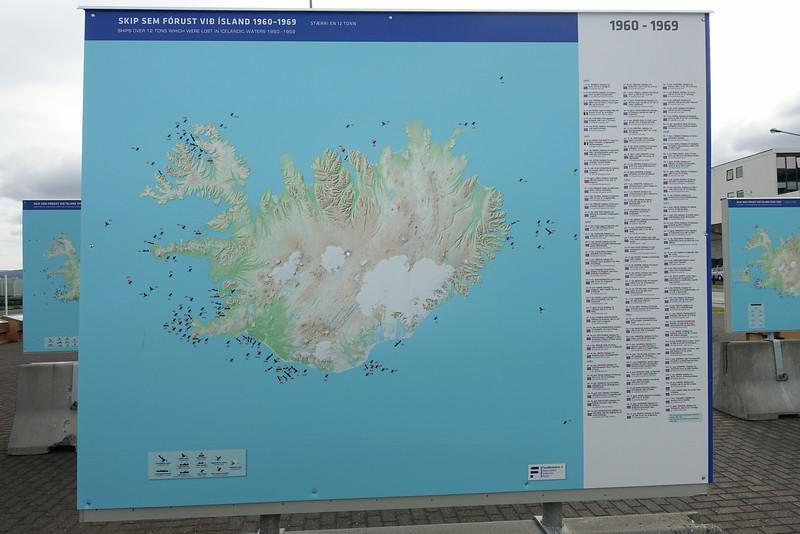 Shipwrecks 1960-1969
