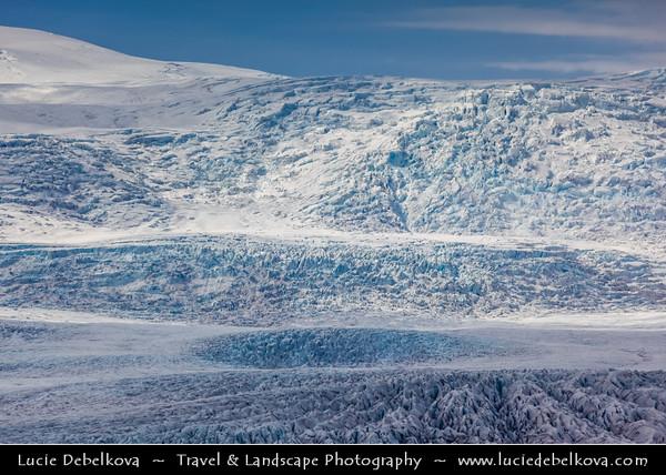 Europe - Iceland - South Eastern Iceland - Jökulsárlón Glacie
