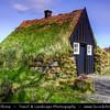 Iceland - Reykjavík - Arbaejarsafn - Open-air folk museum that preserve & show selected old houses in Iceland