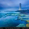 Europe - Iceland - Western Iceland - Akranes - Port town on coast of Atlantic Ocean