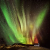 Colours of the Aurora