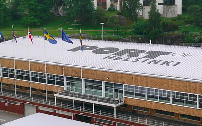 Helsinki Port Terminal