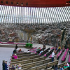 The Temppeliaukio frequently hosts classical concerts. I thought it would have been more suited for rock concerts.