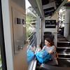 On the train to Interlaken