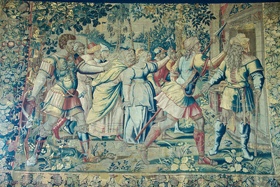 16th Century Tapestry
