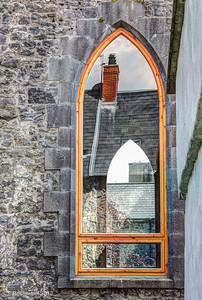 Reflection, Old Friary