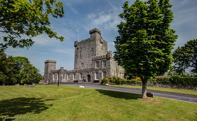Knappogue Castle, County Clare, Ireland, 2013