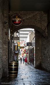View through Merchant's Arch