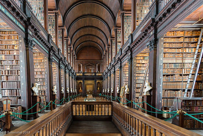 The Long Room, Trinity College