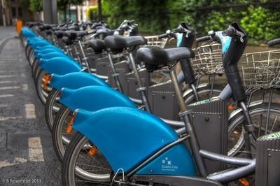 Dublin City Bikes