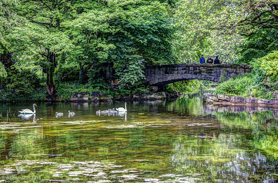 Stone Bridge, St. Stephen's Green