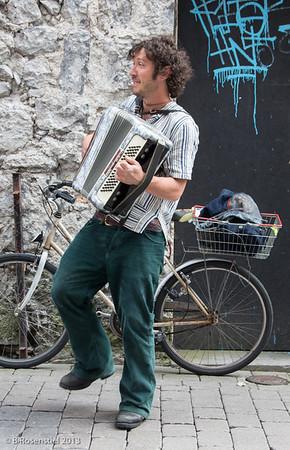 Irish Klezmer Music