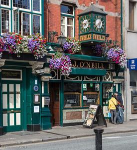 O'Neill's Dublin, County Dublin, Ireland, 2013