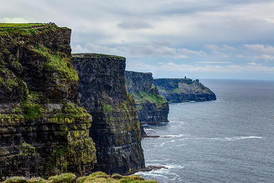 Cliffs of Moher, County Clare, Ireland, 2013