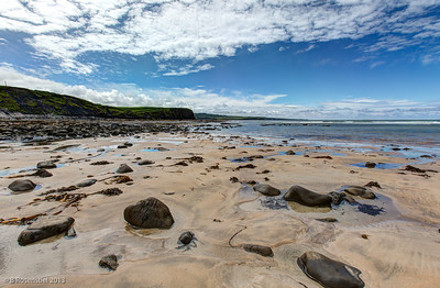 Lahinch, County Clare, Ireland, 2013