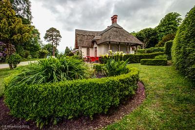 Restuarnat and Garden