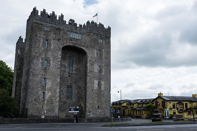 Bunratty Castle, I think.