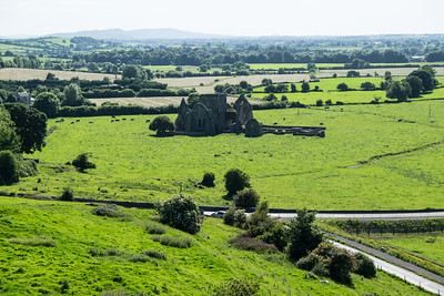 More ruins near Rock of Cashel