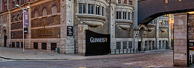 Guinness Storehouse - website PR photo
