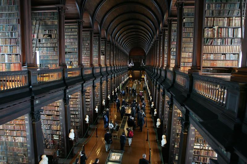 Dublin - Trinity College - Internet photo